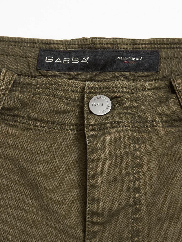 GABBA - Rufo Cargo shorts army | GATE 36 Hobro