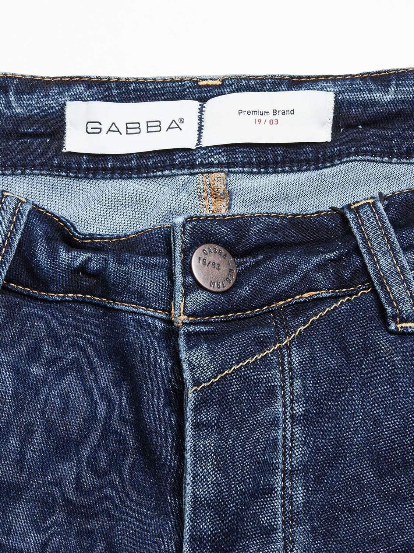 GABBA SHORTS - JASON K3787 SANZA DK Blue | GATE 36 Hobro