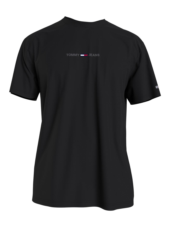 Tommy Hilfiger T-shirt med logo | GATE 36 Hobro