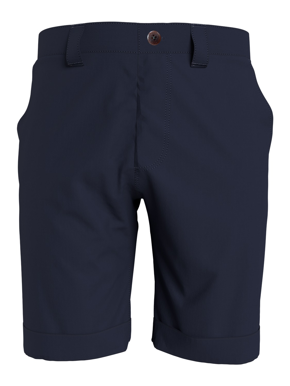 Tommy Hilfiger - Chino Shorts navy | Gate36 Hobro