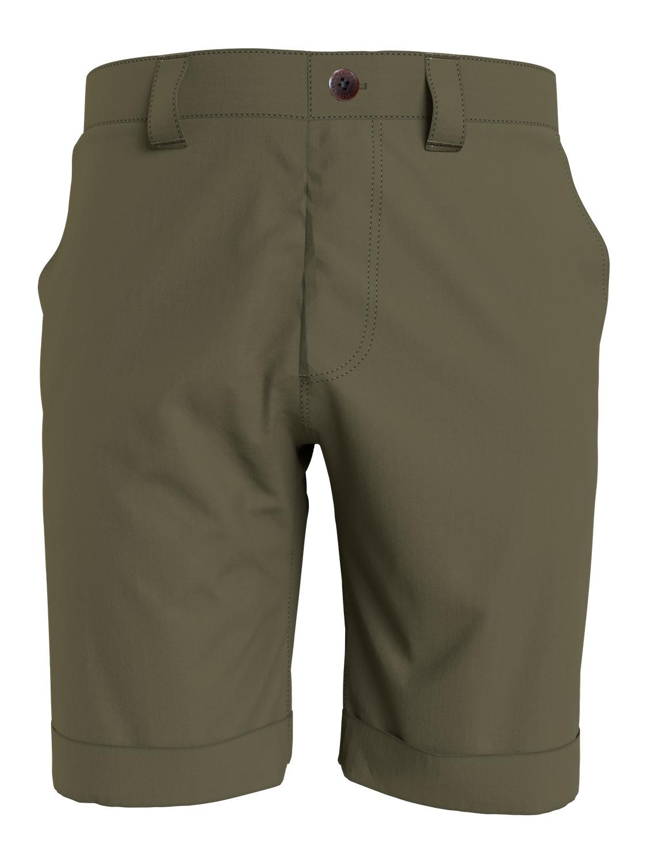 Tommy Hilfiger - Chino Shorts olive | Gate36 Hobro