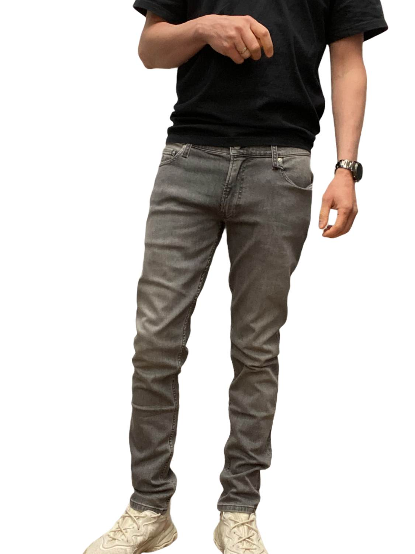 Calvin Klein - Slim fit Jeans Grey | GATE 36 Hobro