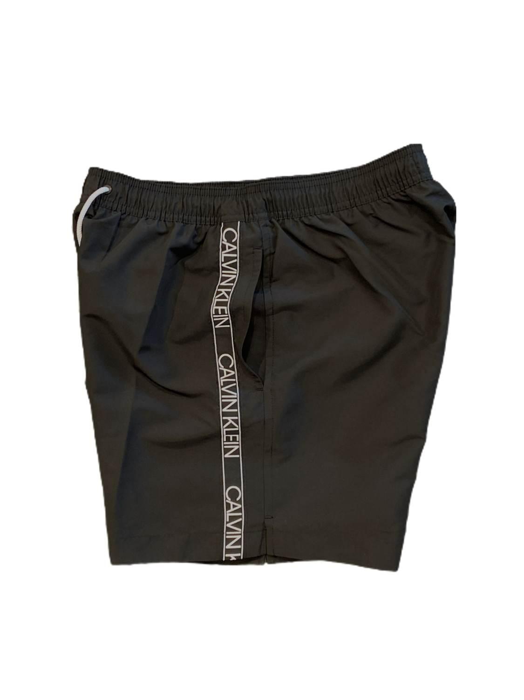 Calvin Klein - Medium Drawstring logo black | GATE 36 Hobro