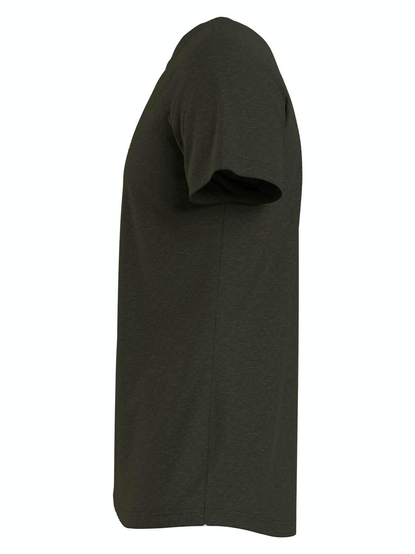 TOMMY HILFIGER - T-shirt slim Jaspe olive | GATE 36 HOBRO