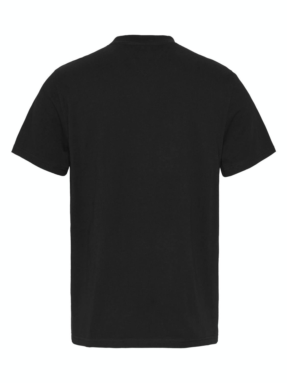 Tommy Jeans T-shirt - Timeless Tommy black | GATE 36 HOBRO