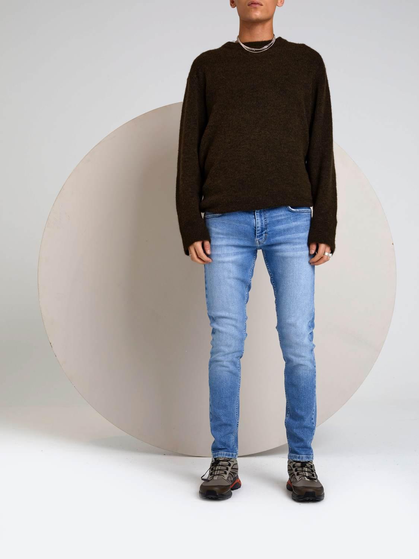 Just junkies Jeans - Max used blue   Gate36 Hobro