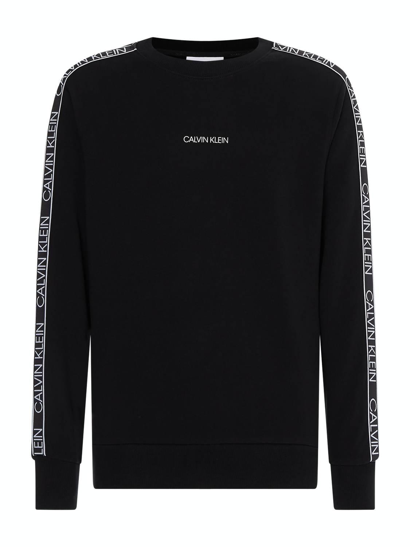 Calvin Klein - Sweat Logo Tape Black | Gate36 Hobro