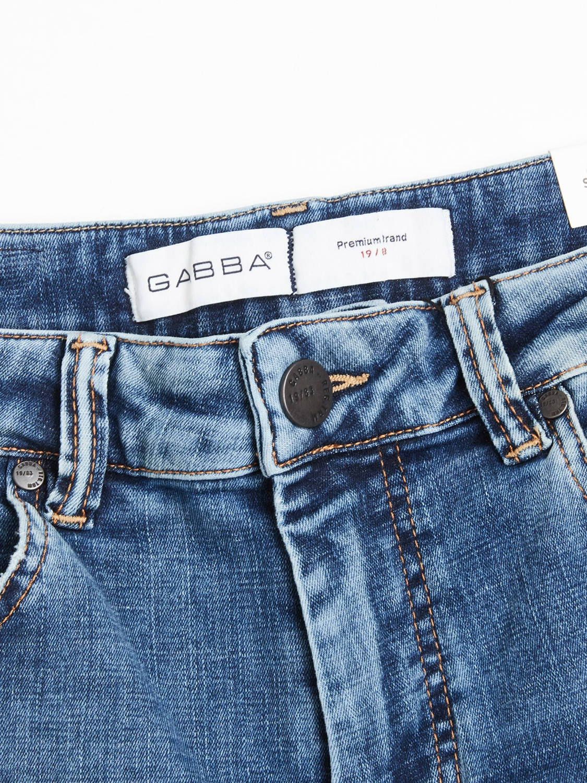 GABBA JEANS - Jones K4081 Wash Blue | GATE 36 HOBRO